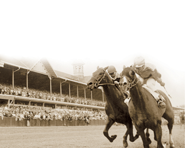 Northern Dancer in the Kentucky Derby